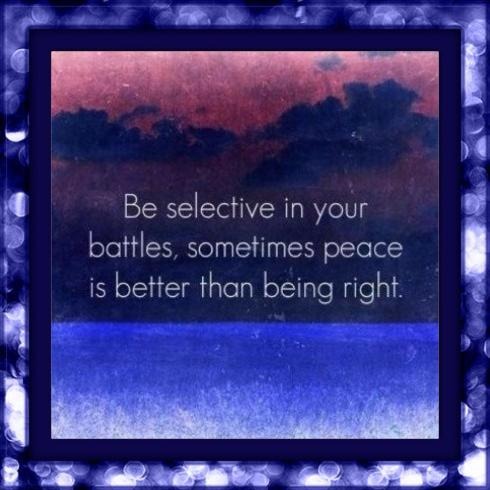 Be Selective in Battle