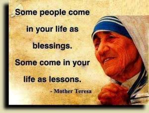 blessings and lessons